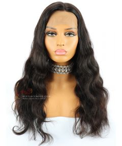 20in Body Wave Brazilian Virgin Hair Lace Front Wig  [CWS143]