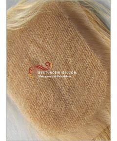 Lace Closure 4X5Inches With Virgin Malaysian Straight Blonde Hair [TCL20]
