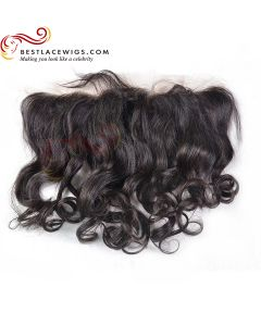13X2in Lace Frontal Body Wave Indian Remy Hair [LF02C]