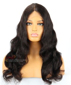 Curly 360 Frontal Wig