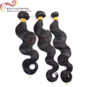 3 Bundles Body Wave Virgin Indian Hair Extensions [BS082]