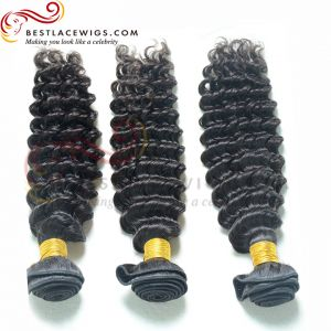 Brazilian Virgin Hair Bundles 3Pcs Water Wave Hair Extenisons [BS032]