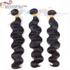 Virgin Brazilian Body Wave Hair Weaves 3Pcs/Lot [BS034]