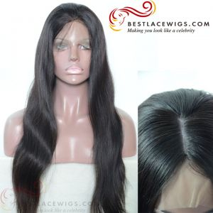 silk top glueless full lace wigs