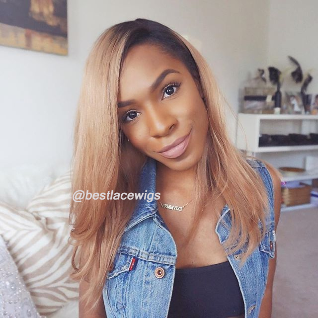 ombre lace wigs
