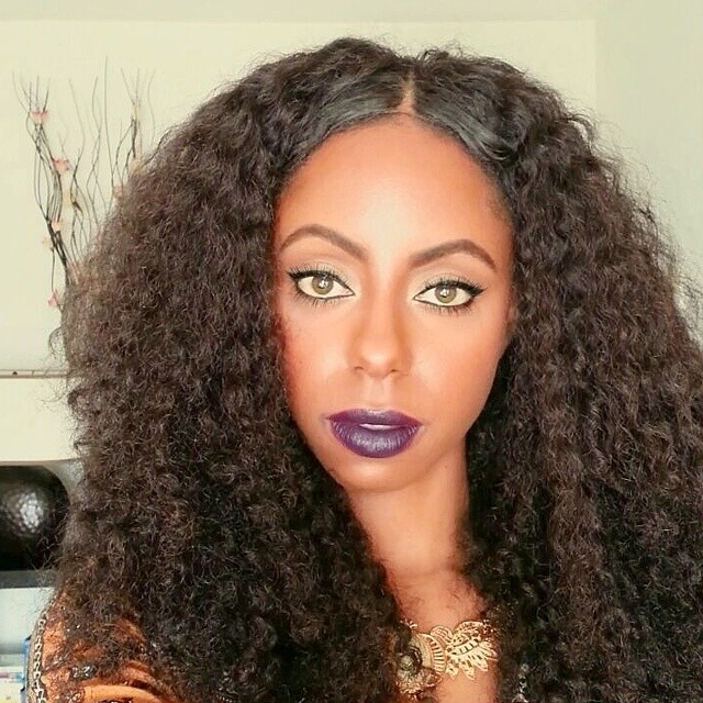 Curly Lace Front Wigs For Black Women Water Wave Virgin Human Hair