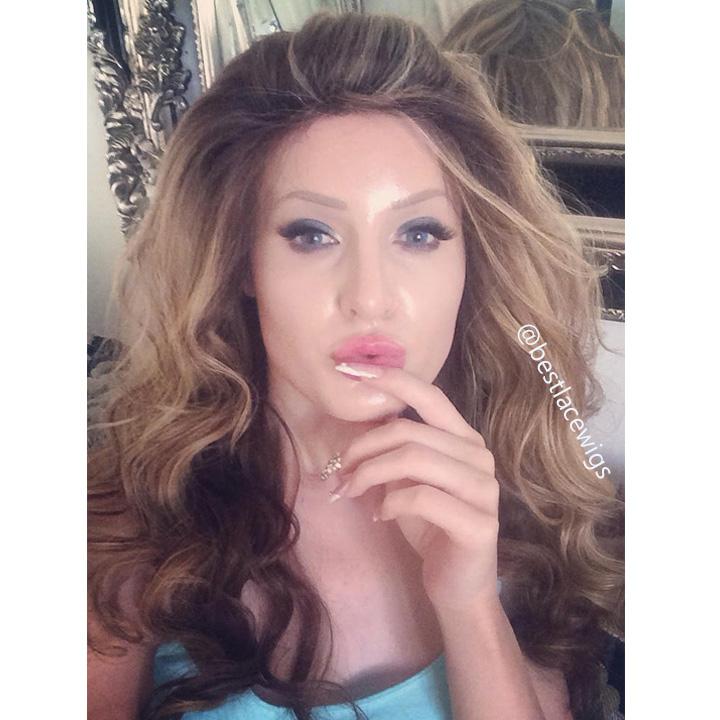 Ciara inspired hair