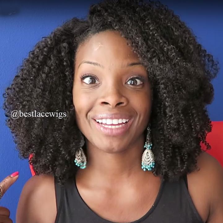 Kinky Curly Hair weavs