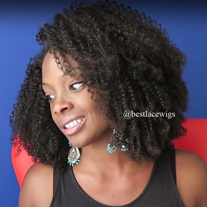 Virgin Brazilian Hair Kinky Curly Hair