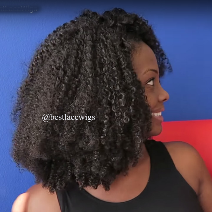Virgin Brazilian Kinky Curly Hair