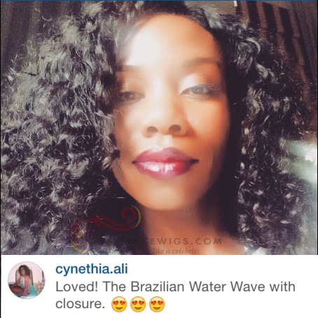 virgin brazilian hair water wave